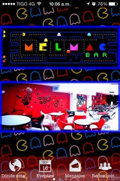 Melmac Bar Café poster