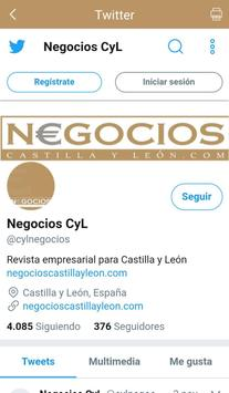 Revista Negocios screenshot 3