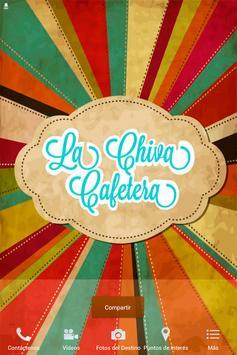 La Chiva Cafetera poster