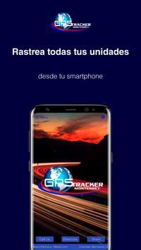 GPS Tracker Monterrey poster