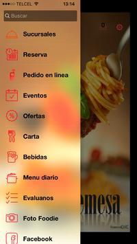 RestaurApp apk screenshot