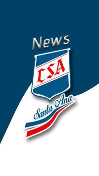 News CSA poster