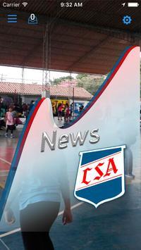 News CSA screenshot 1