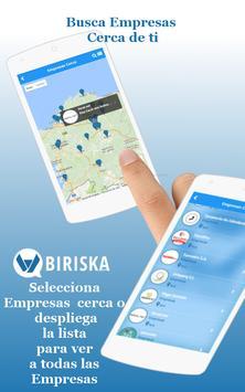 Biriska poster