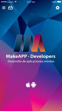 MakeApp mobi poster