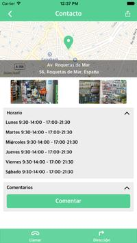 Farmacia El Parador apk screenshot