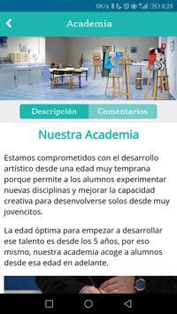 Academia DLaRt screenshot 5