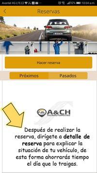 A&CH Tecniautomotriz screenshot 1