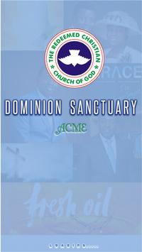 RCCG Dominion Sanctuary (ACME) poster