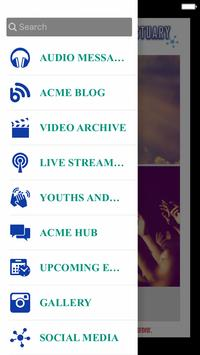 RCCG Dominion Sanctuary (ACME) apk screenshot