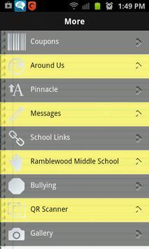 Ramblewood Middle School apk screenshot
