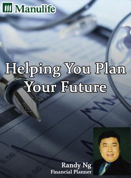 Randy Ng Financial Planner poster