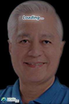 Rafael Alunan III Campaign App poster
