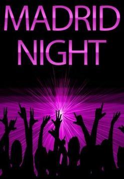 Madrid Night poster
