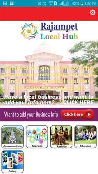 Rajampet LocalHub poster