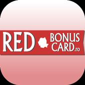 Red Bonus Card icon