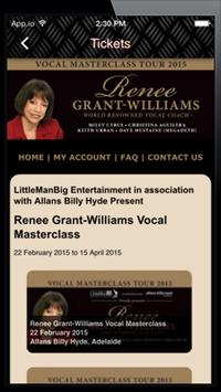 Renee Grant-WilliamsVoiceCoach screenshot 1