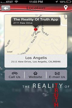 The Reality Of Truth apk screenshot