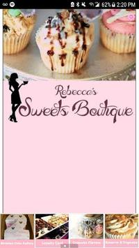 Rebecca's Sweets Boutique poster