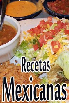 Recetas Mexicanas. poster