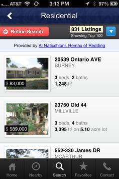 Redding-RealEstate REMAX screenshot 1
