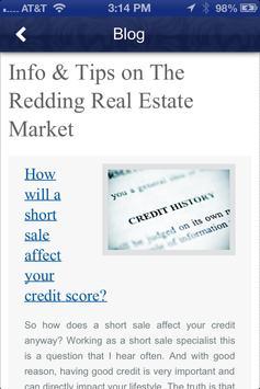 Redding-RealEstate REMAX screenshot 4