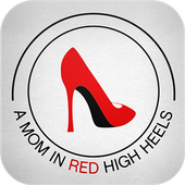 A Mom In Red High Heels icon