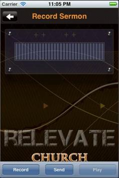 Relevate Church App apk screenshot