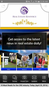 Real Estate Resource poster