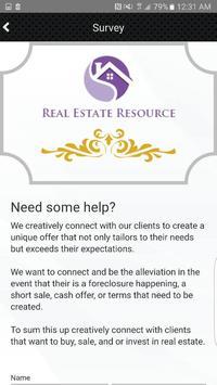 Real Estate Resource screenshot 1