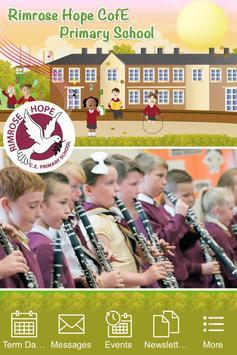 Rimrose Hope Primary School poster