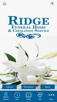 Ridge Funeral Home poster