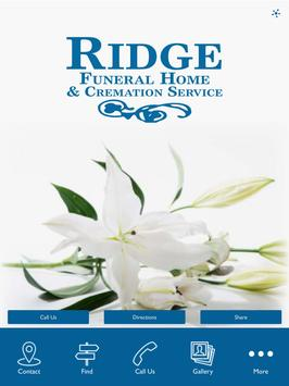 Ridge Funeral Home screenshot 3