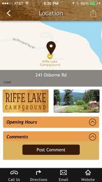 Riffe Lake Campground screenshot 1