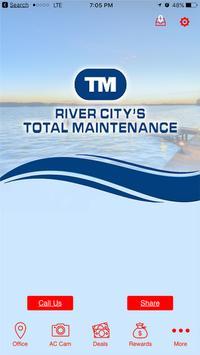 River City Air poster