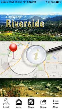 Riverside, CA. poster