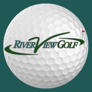 River View Golf Course poster