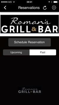 Romans Grill and Bar UK screenshot 3