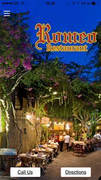Romeo Restaurant poster