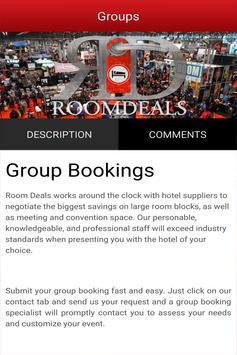 Room Deals screenshot 3