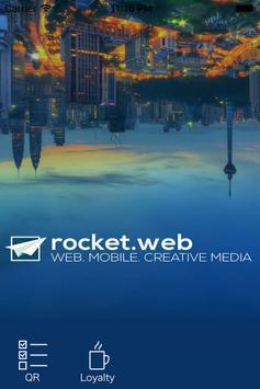 rocket DEMO poster