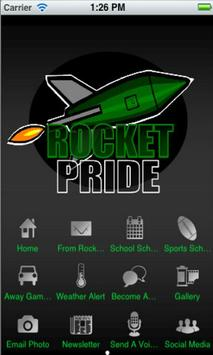 Rocket Pride poster