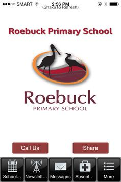 Roebuck Primary School poster