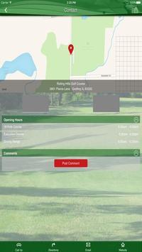Rolling Hills Golf Course apk screenshot