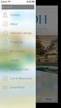 Ross Van Der Hoek -Real Estate apk screenshot
