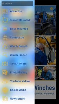 Rotrex Winches apk screenshot