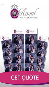 Royal Photo Booth poster