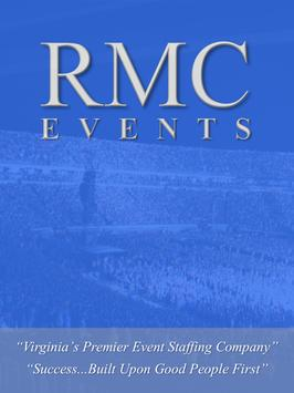 RMC Events apk screenshot