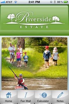 Riverside Estate poster
