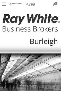 Ray White Business Brokers poster